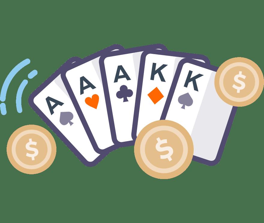 2021년 최고의 포커 New Casino